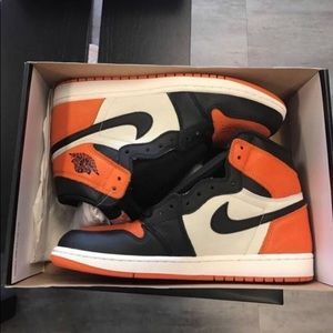 Other - Jordan 1 Shatter Backboards